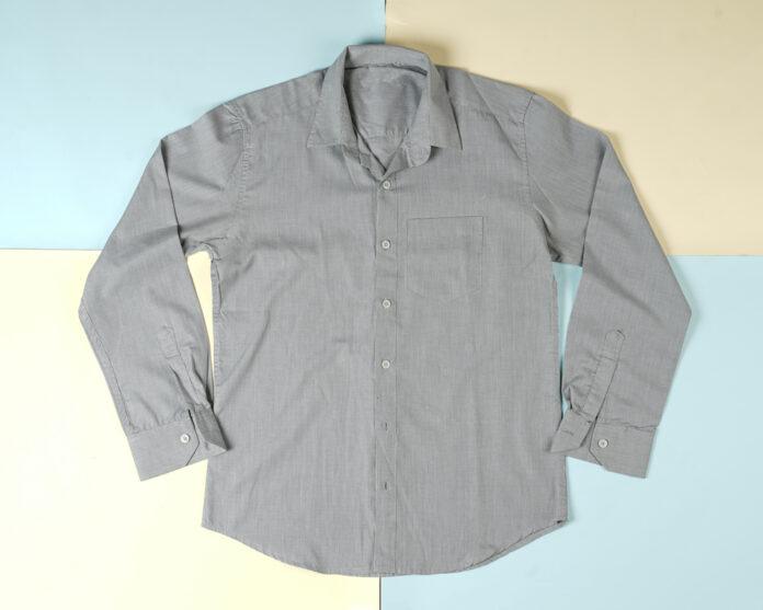 How to Fold a Long Sleeve Shirt